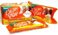 Pampers Мокри кърпички Clean & Play 4x64 бр. 0202330